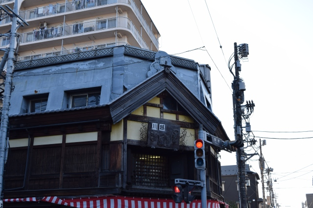 Kawagoe is famous for having preserved buildings from the Edo Period (1603-1868)