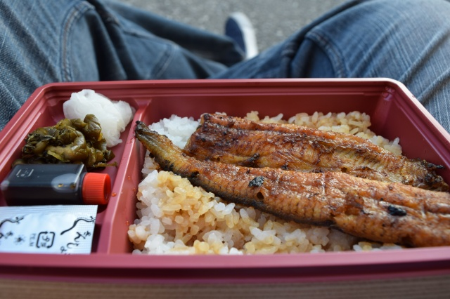 Unagi (eel) is another speciality of Kawagoe. It was my first time eating unagi and despite its rough texture, it was surprisingly delicious.