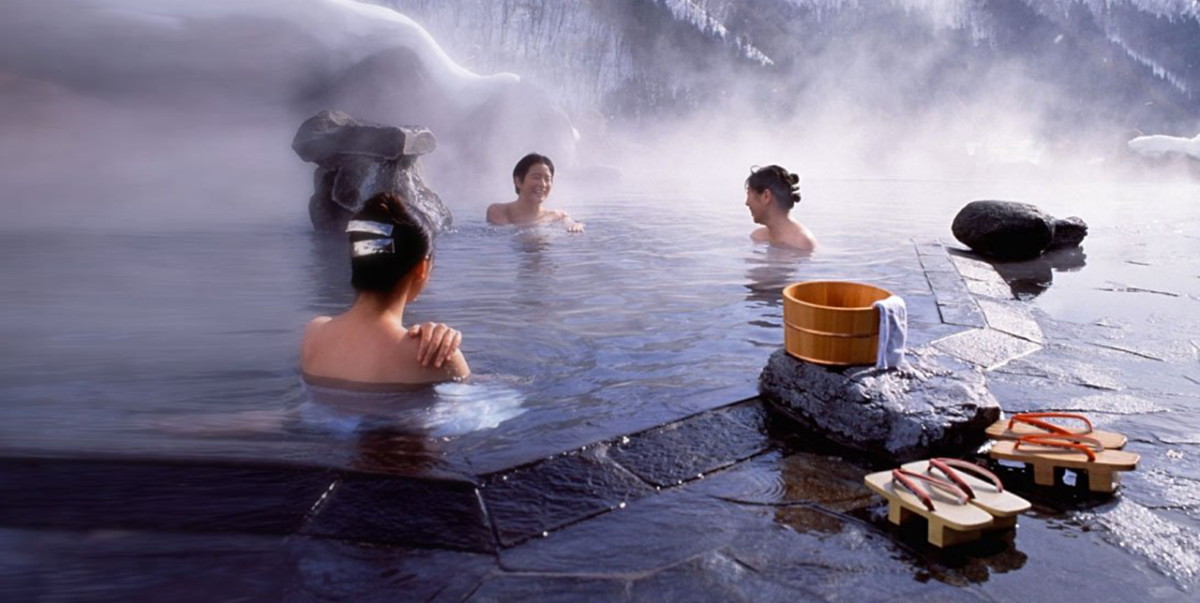 A Beginner's Guide to Onsen-ing