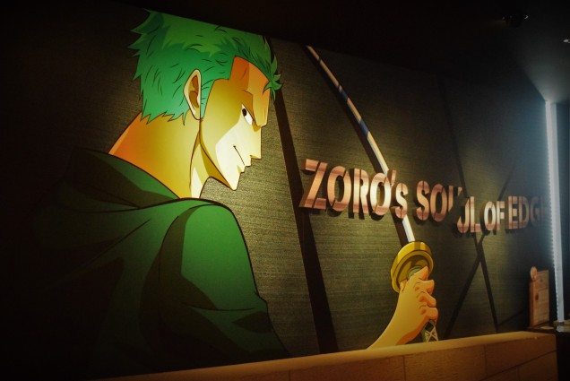 Zoro's Soul of Edge
