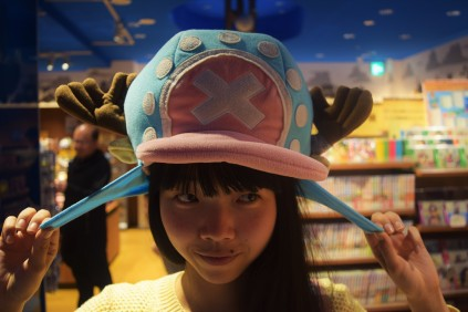 Tony Chopper Hat