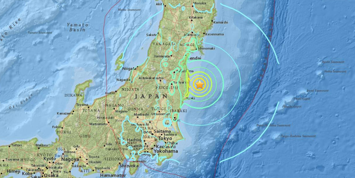 Facts and Fiction: Earthquakes and Tsunamis in Japan