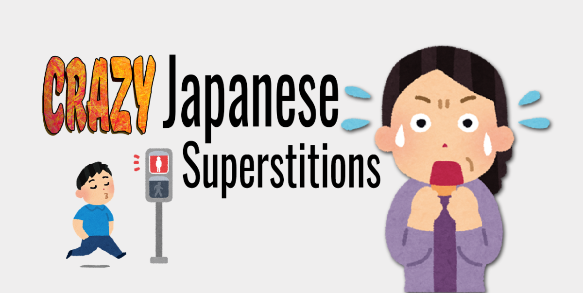 7 Crazy Japanese Superstitions (that might offend)